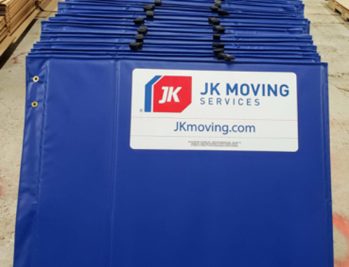 On June 18, 2018, JK Moving Services picked up our entire inventory of Mat-A-Doors®